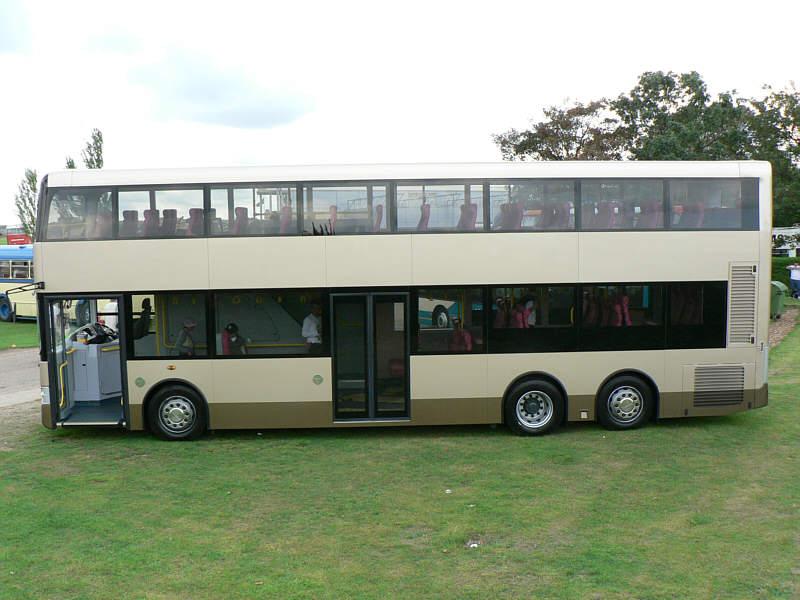 Kowloon Motor Bus - Scania K95UD - Salvador Caetano