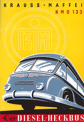 Krauss Maffei KMO133 ad