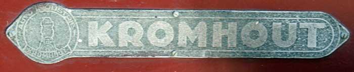 kromhout-embleem