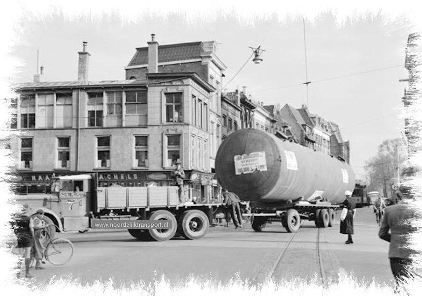 Kromhout exceptioneel transport 300