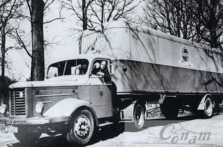kromhout-truck