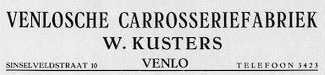 Kusters logo