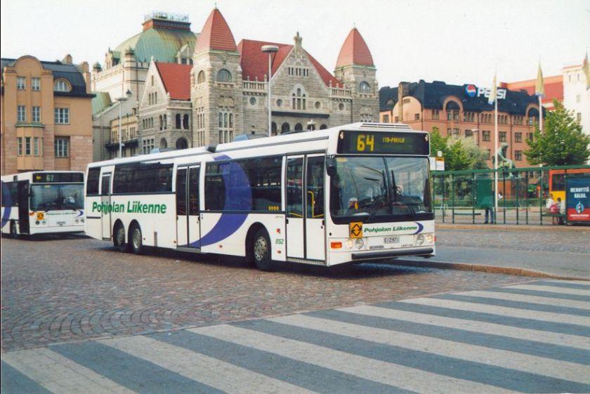 Lahti 402 teli pl01 Scania 6x2