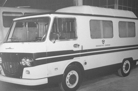 Lancia Jolly Ambulance