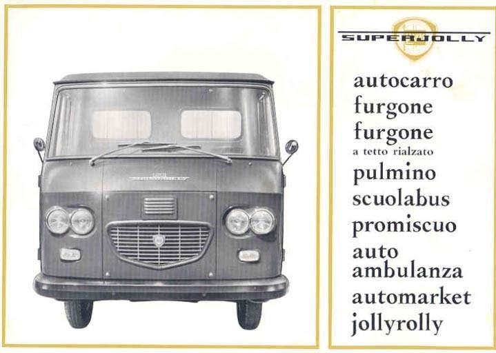 Lancia Super Jolly