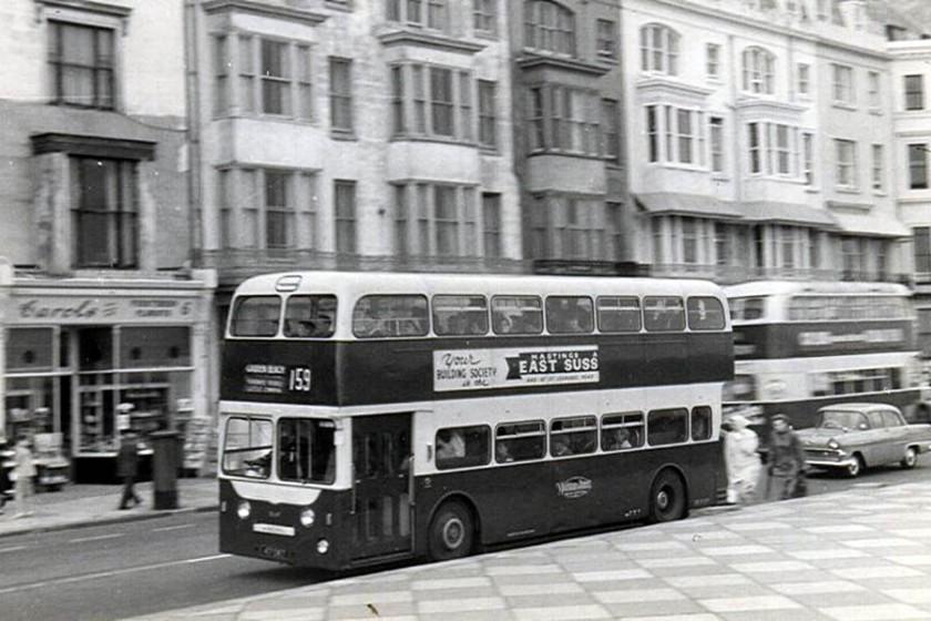 Leyland Atlantean DL47