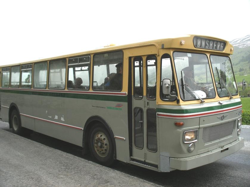 Leyland bus Toensberg hh N
