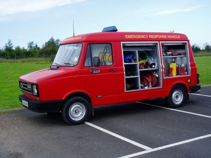 Leyland DAF ERV