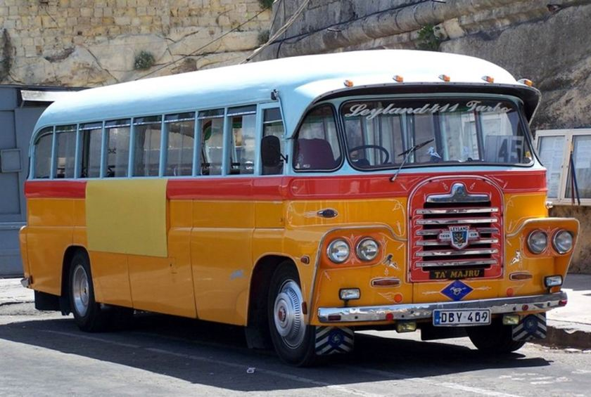 Leyland Debono Valletta Malta