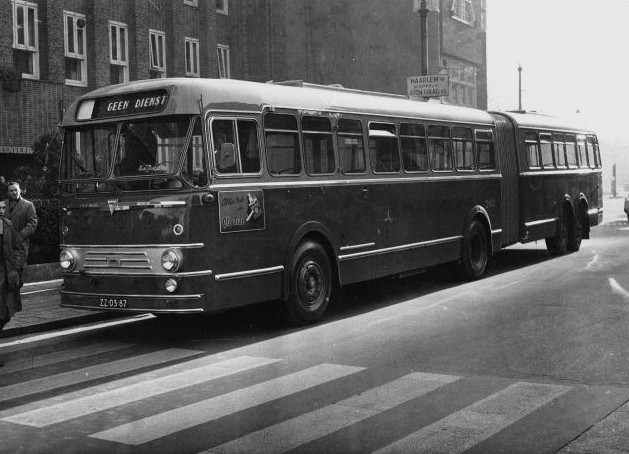Leyland double bus