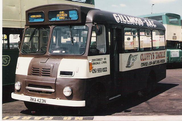 Leyland fg RKA 432N