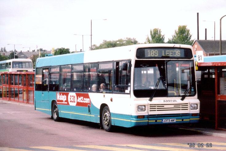 Leyland Lynx bus J373AWT