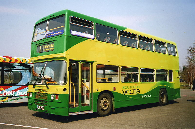 Leyland Olympian Southern Vectis
