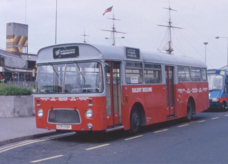 Leyland Panther Cub GTP 175F number 175