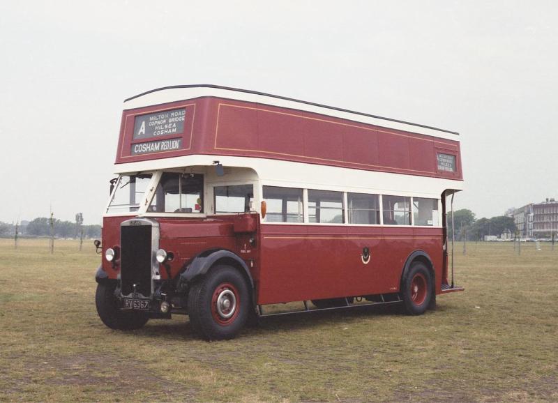 Leyland TD4 RV 6367