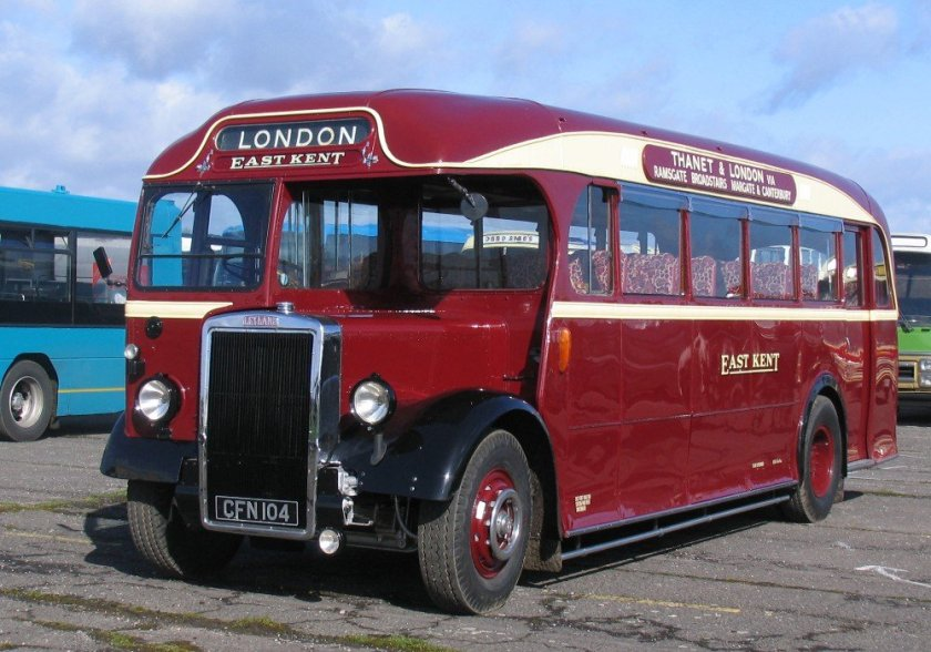 LEYLAND TIGER PS 1