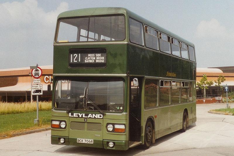 Leyland Titan B15
