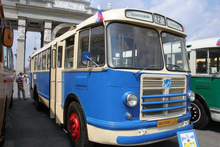 LiAZ-158 (ZIL-158V), 1965