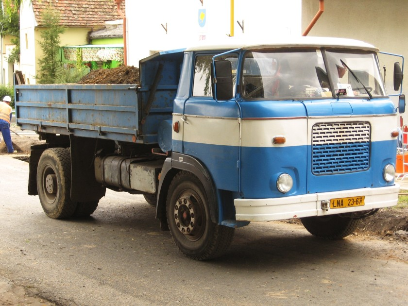 LIAZ MT – one of most successful series