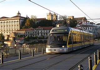 Light Rail Transit System - Porto, Portugal Bombardier Kiepe