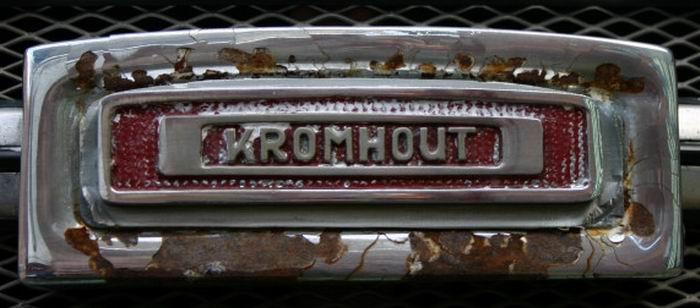 Logo Kromhout letters