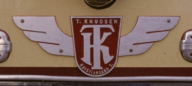 Logo T Knudsen Karosseriefabrikk