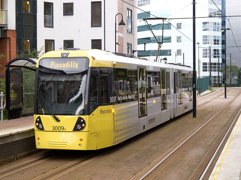 Manchester Metrolink in the UK is planning to order 20 new trams from Bombardier and Vossloh Kiepe