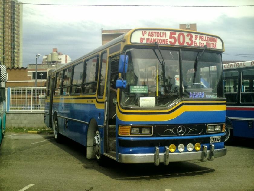 MB OHL 1320. La Favorita.