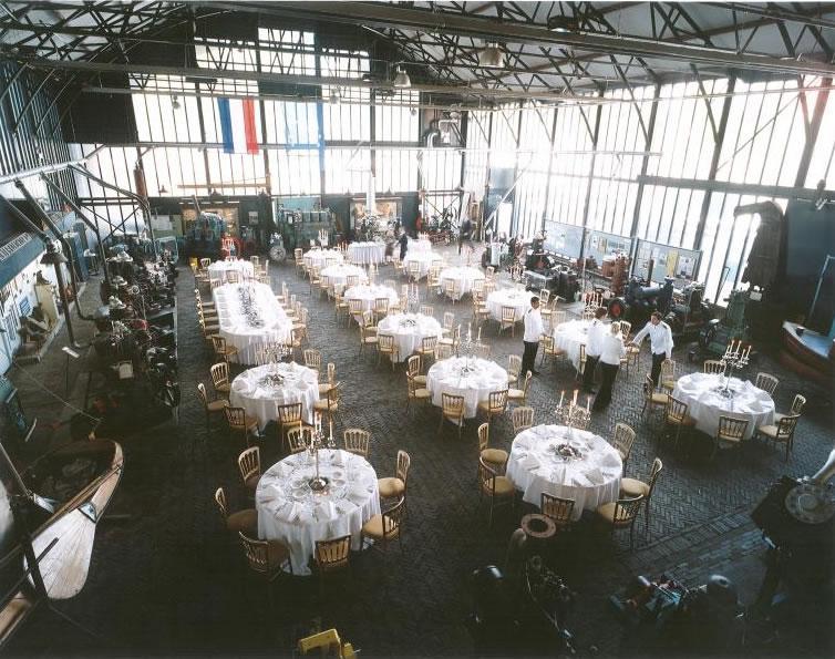 Museum Werf 't Kromhout Hoogte Kadijk 147