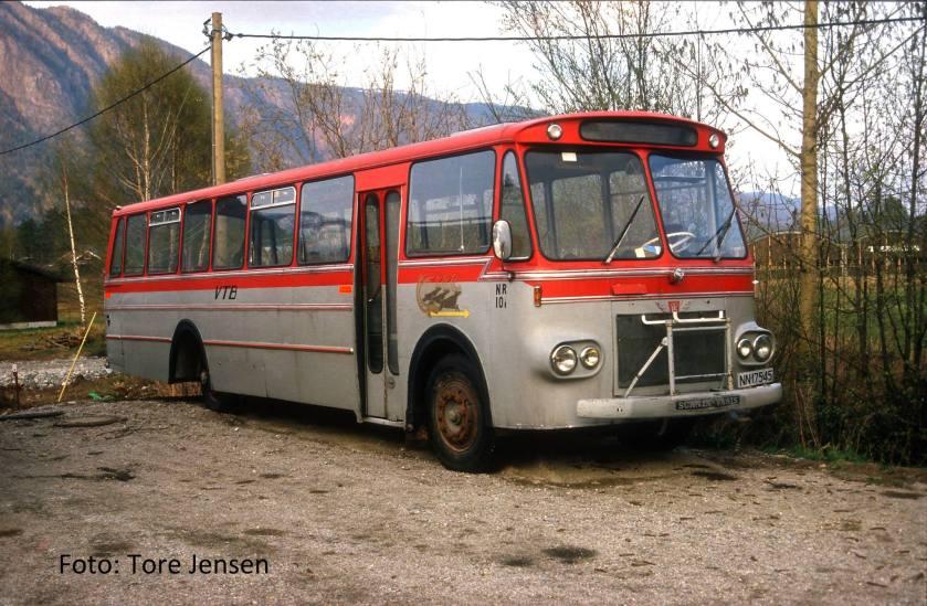 NN 17545, Scania-Vabis T Knudsen Karosserifabrik Tore Jensen