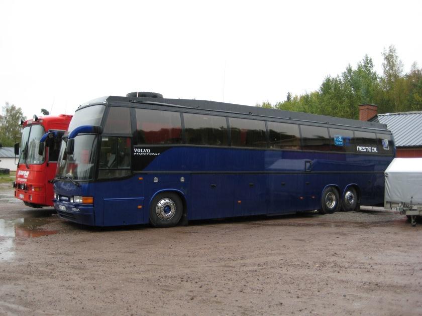 Racebus, Volvo Carrus Superstar