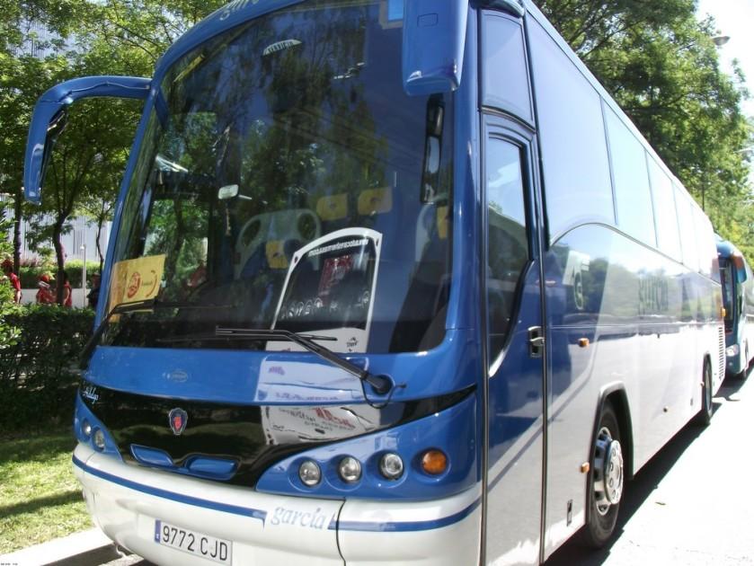 Scania Andecar Viana S a
