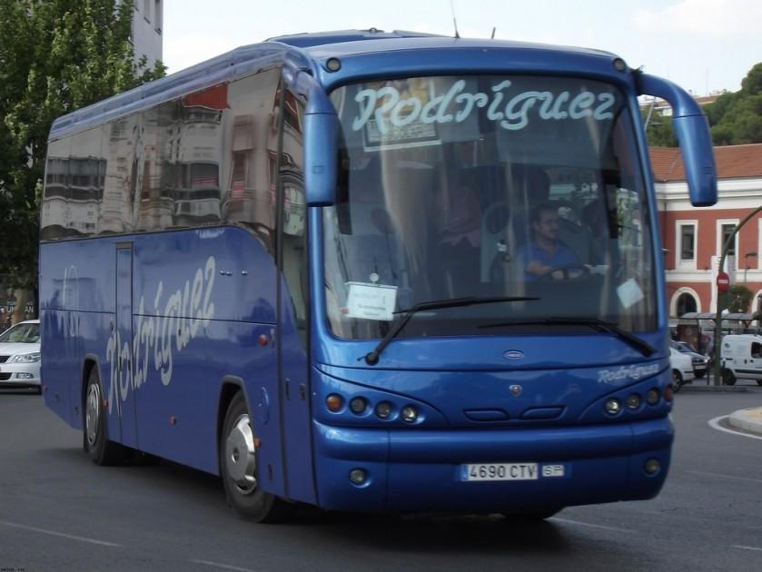 Scania Andecar Viana S