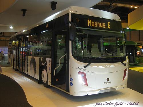 Scania Castrosua Magnus E - FIAA 2010