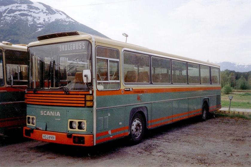 Scania CR85S