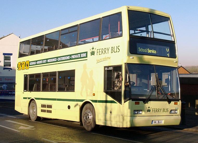 Scania Dubbeldekker Ferrybus