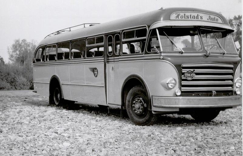 Scania LBS111S-46 1981 mod til Vest-Telemark Bilruter L-L i Seljord