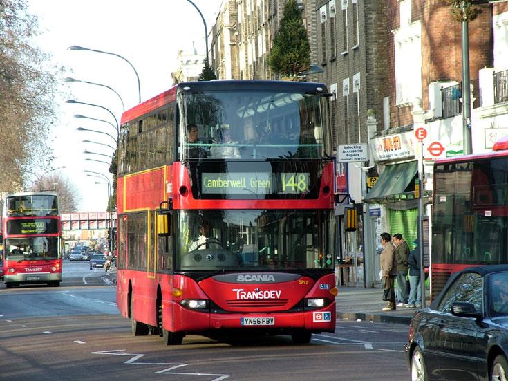 Scania Omnicity bus