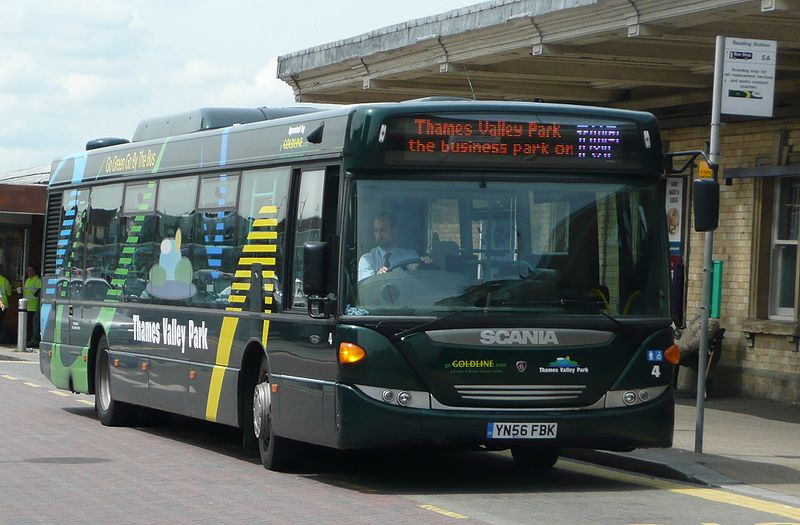 Scania OmniCity Reading Transport
