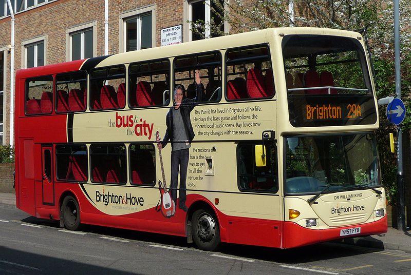 Scania OmniDekka-Brighton&Hove 679