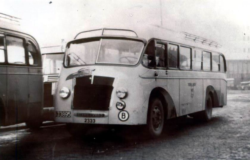 Scania Vabis 2333 B-33895a