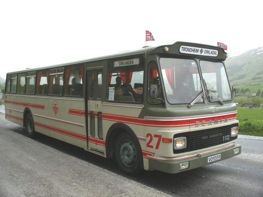 Scania-Vabis-AB-Trheim-Orkdal-billag N
