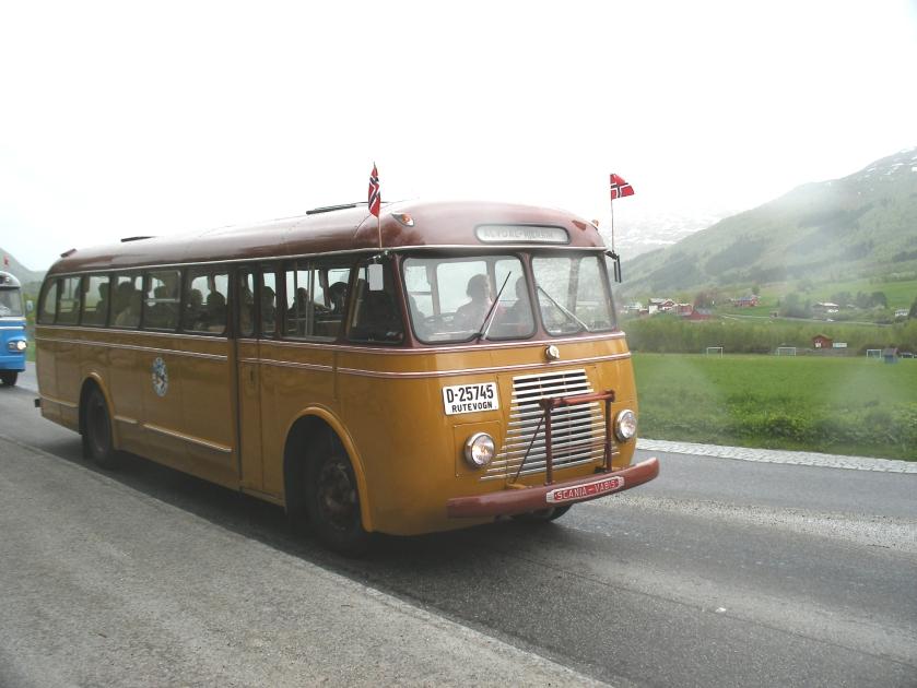 Scania-Vabis-Alvdal Hjerkinn N