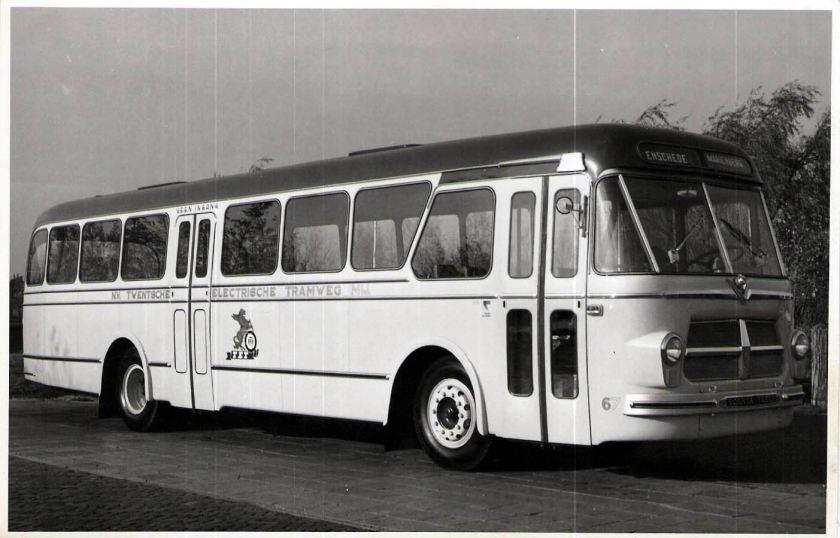 Scania Vabis BF 252-B Verheul 1957 TET 67