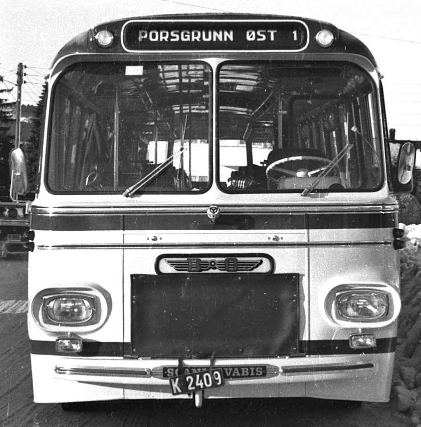 Scania Vabis Front B O T Knudsen 1102fa
