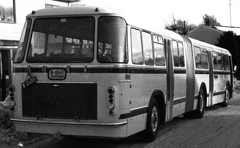 Scania Vabis GELEDEBUS back T Knudsen 1102ab