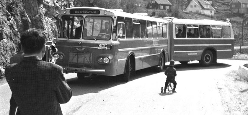 Scania Vabis Geledebus T Knudsen 1171bh