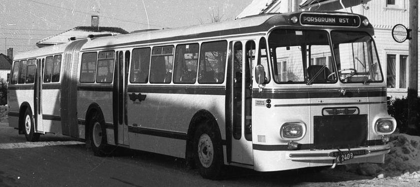 Scania Vabis Geledebus T Knudsen K F 1102a