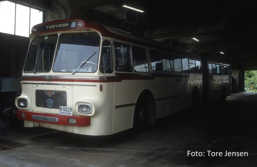 Scania vabis Geledebus T Knudsen Karosserifabrik Tore Jensen