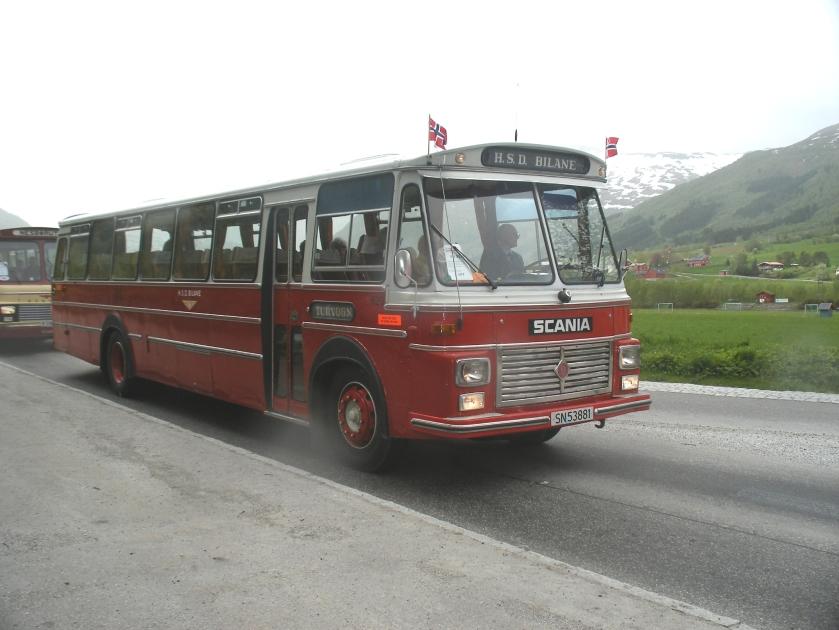Scania-Vabis-HSD-bilane N